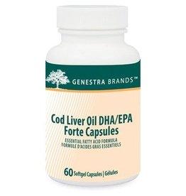 Genestra Genestra Cod Liver Oil DHA/EPA Forte 60 softgels
