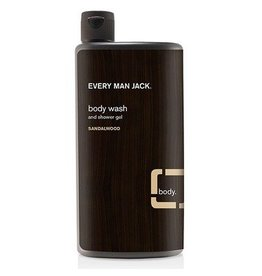 Every Man Jack Body Wash Sandalwood 500ml