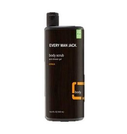 Every Man Jack Body Srub Citrus 400ml