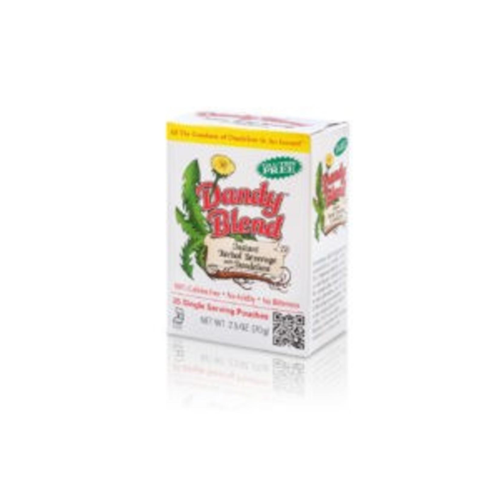 Dandy Blend Instant Dandelion Beverage Herbal Coffee 25 pouches