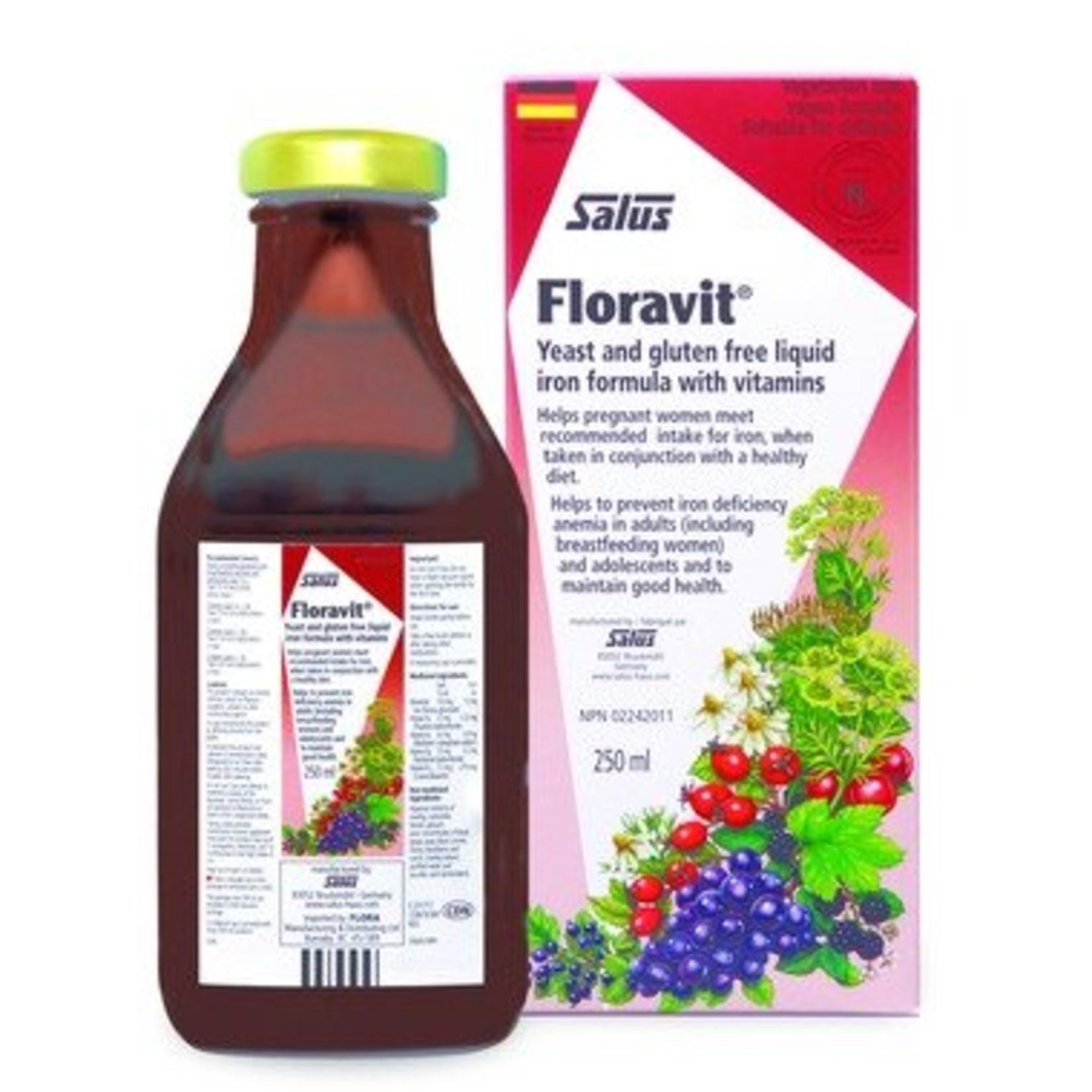 Flora Floravit Liquid Iron 250ml
