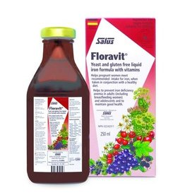Flora Floravit Liquid Iron 250ml