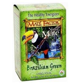 Yerba Mate Brazilian Green Organic Tea 24 bags
