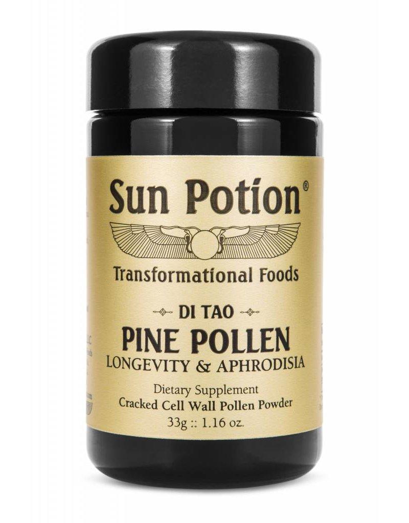 Sun Potion Pine Pollen 33g