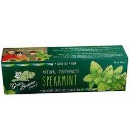 Green Beaver Spearmint Toothpaste 75ml