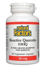 Natural Factors Natural Factors Bioactive Quercetin EMIQ 60caps