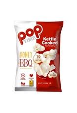 Kettle Corn Popcorn Honey BBQ 198g