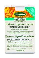 Flora Flora Immediate Relief Enzymes 21caps