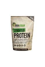 Iron Vegan Iron Vegan Sprouted Protein Chocolate 1kg