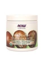 NOW NOW Shea Butter 100% Organic 207ml
