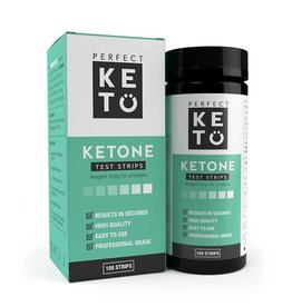 Perfect Keto Ketone Test Strips - 100 strips