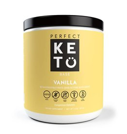 Perfect Keto Perfect Keto Base Vanilla 233g