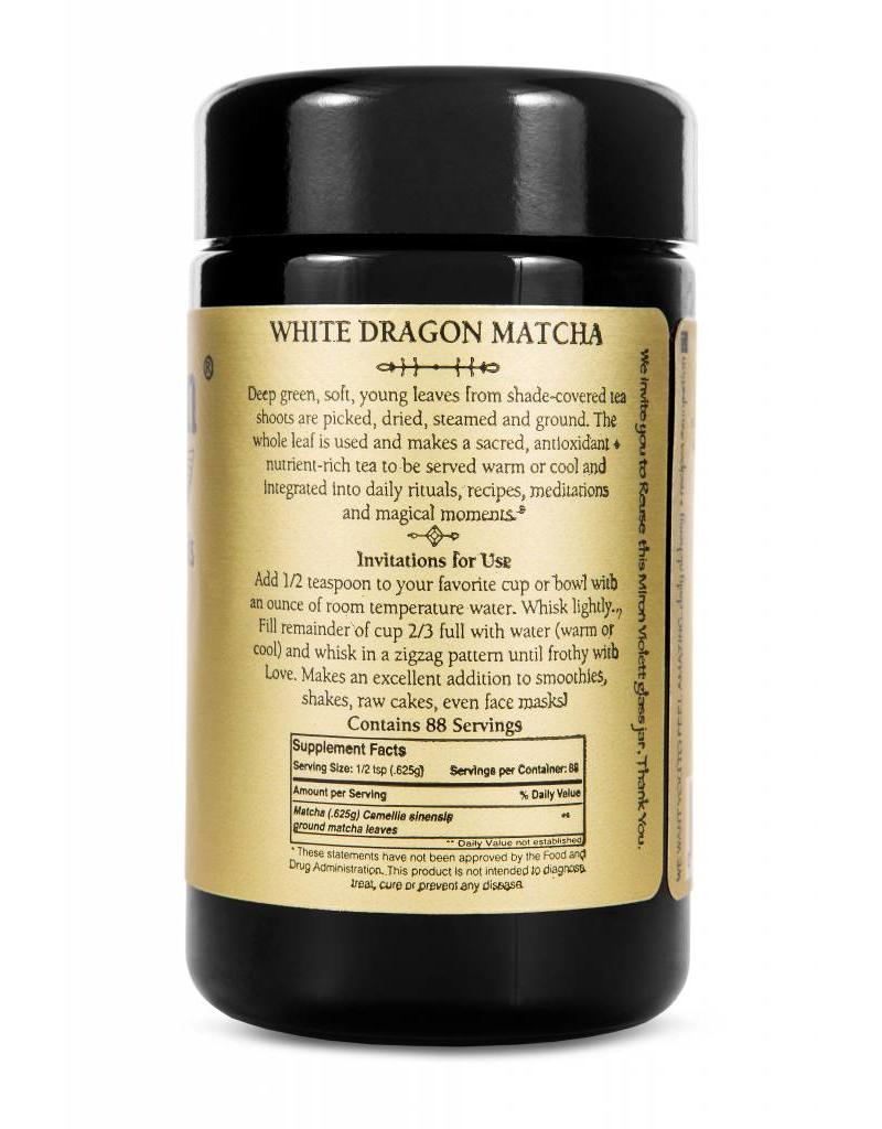 Sun Potion White Dragon Matcha Ceremonial Grade 55g