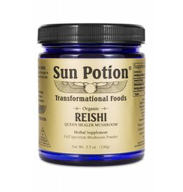 Sun Potion Reishi Full Spectrum Mushroom Powder 100g