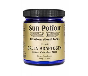 Green Adaptogen- Suma Chlorella Maca 111g