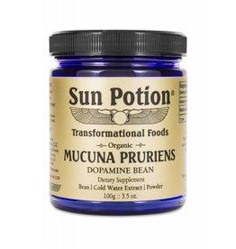 Sun Potion Mucuna Pruriens- Dopamine Bean 100g