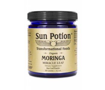 Moringa Raw Leaf Powder- 90g