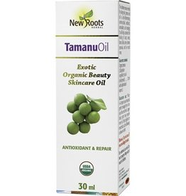 New Roots Tamanu Oil Organic 30ml
