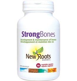 New Roots New Roots Strong Bones 90 caps