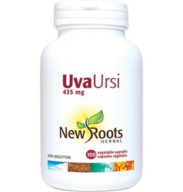 New Roots New Roots Uva Ursi 435mg 100caps