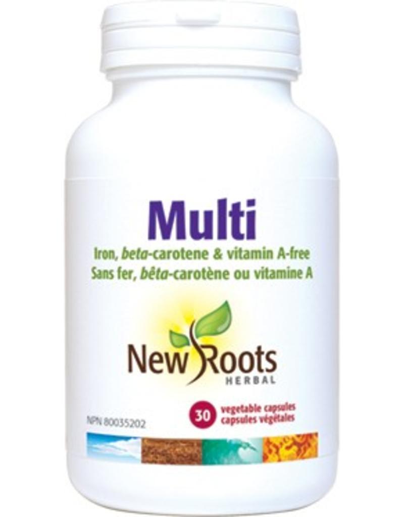 New Roots Multivitamin 60 caps