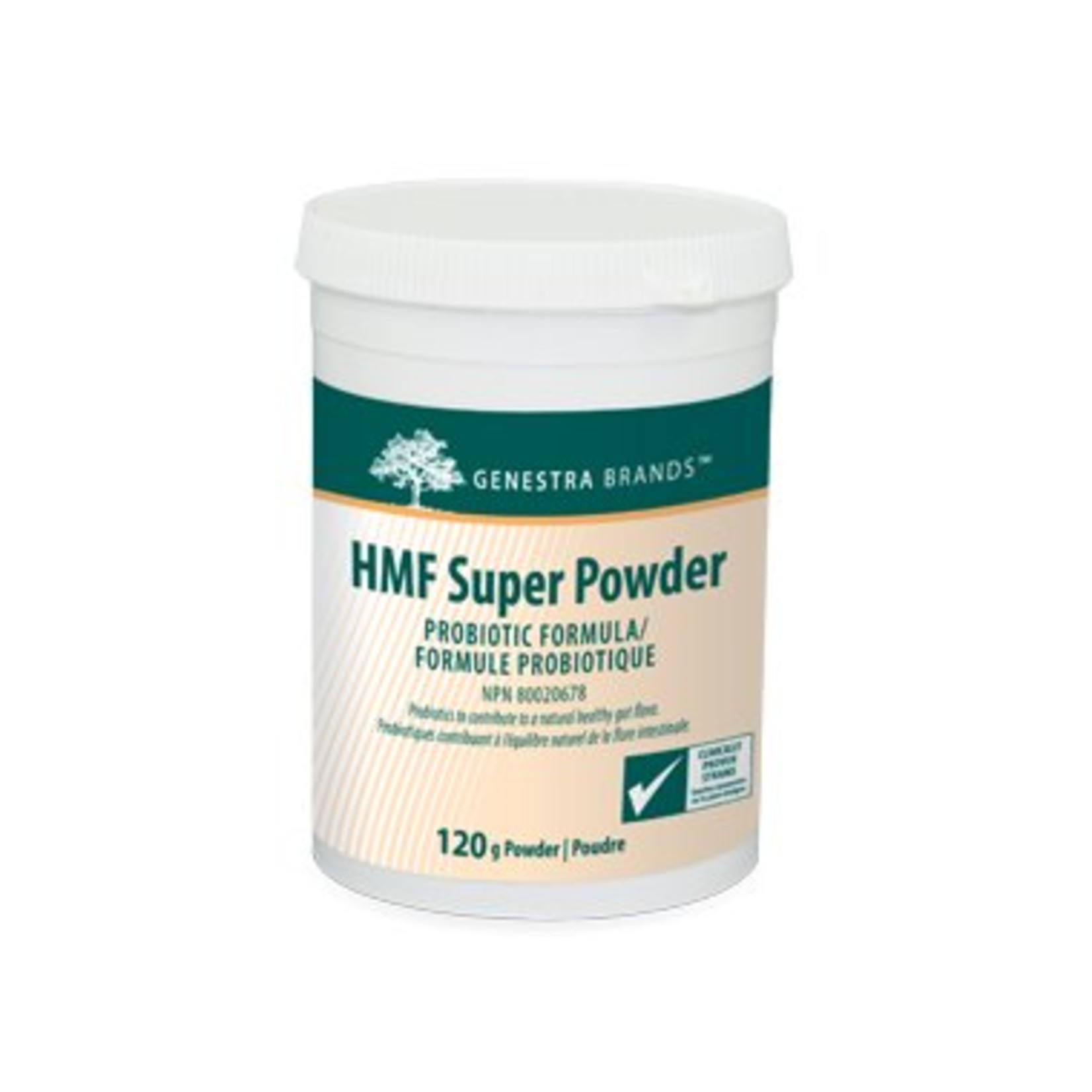 Genestra Genestra HMF Super Powder Probiotic Formula 120g