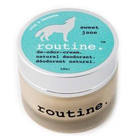Routine Natural Deodorant Sweet Jane 58g