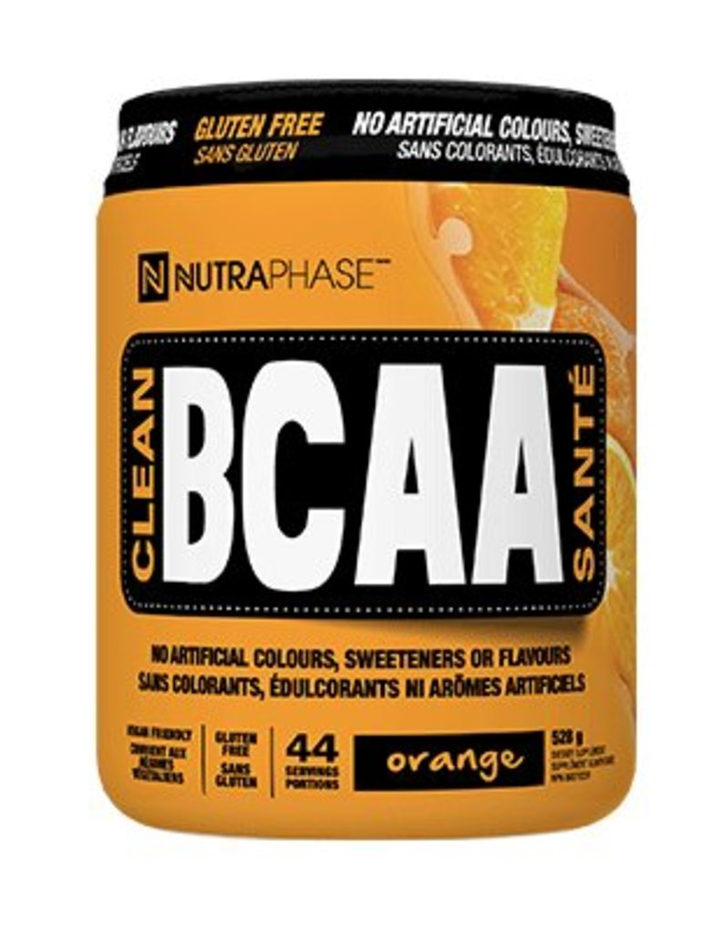 Nutraphase Clean BCAA Orange 44 servings