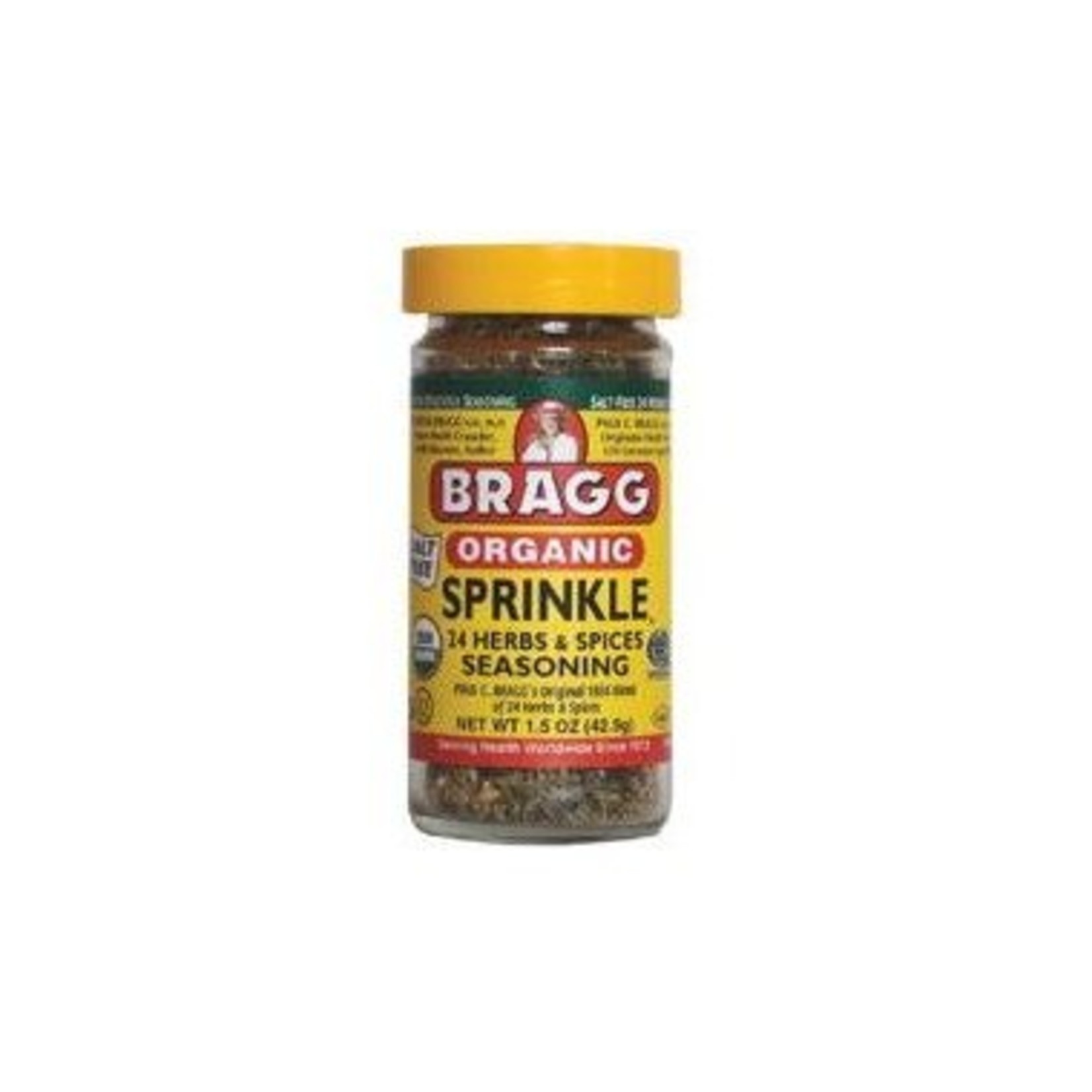 Braggs Organic All Purpose Seasoning- 24 Herbs and Spices 42.5g