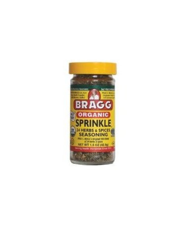 Organic All Purpose Seasoning- 24 Herbs and Spices 42.5g