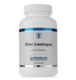 Douglas Labs Zinc Citrate 10mg- 100 chewable lozenges