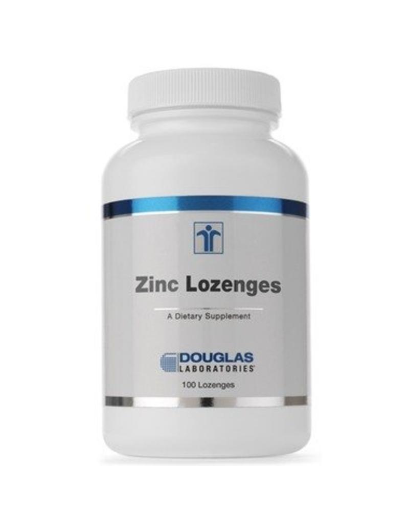 Douglas Labs Zinc Citrate 10mg- 100 lozenges