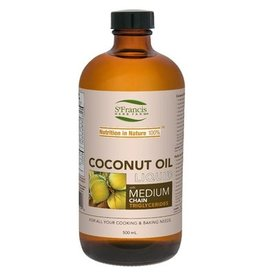 St Francis Coconut Oil with Liquid MCT