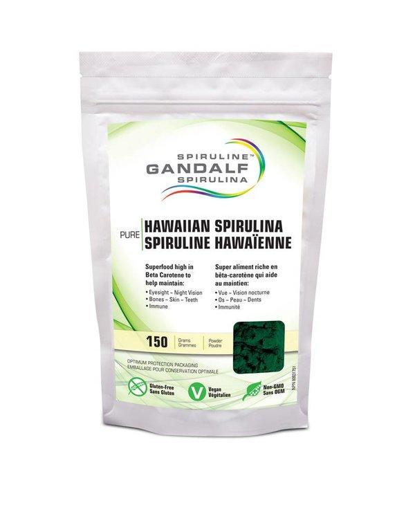 Flora Gandalf Hawaiian Spirulina 150g