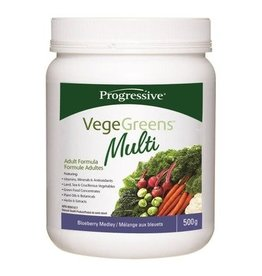 Progressive Vege Greens Multi Blueberry 500g