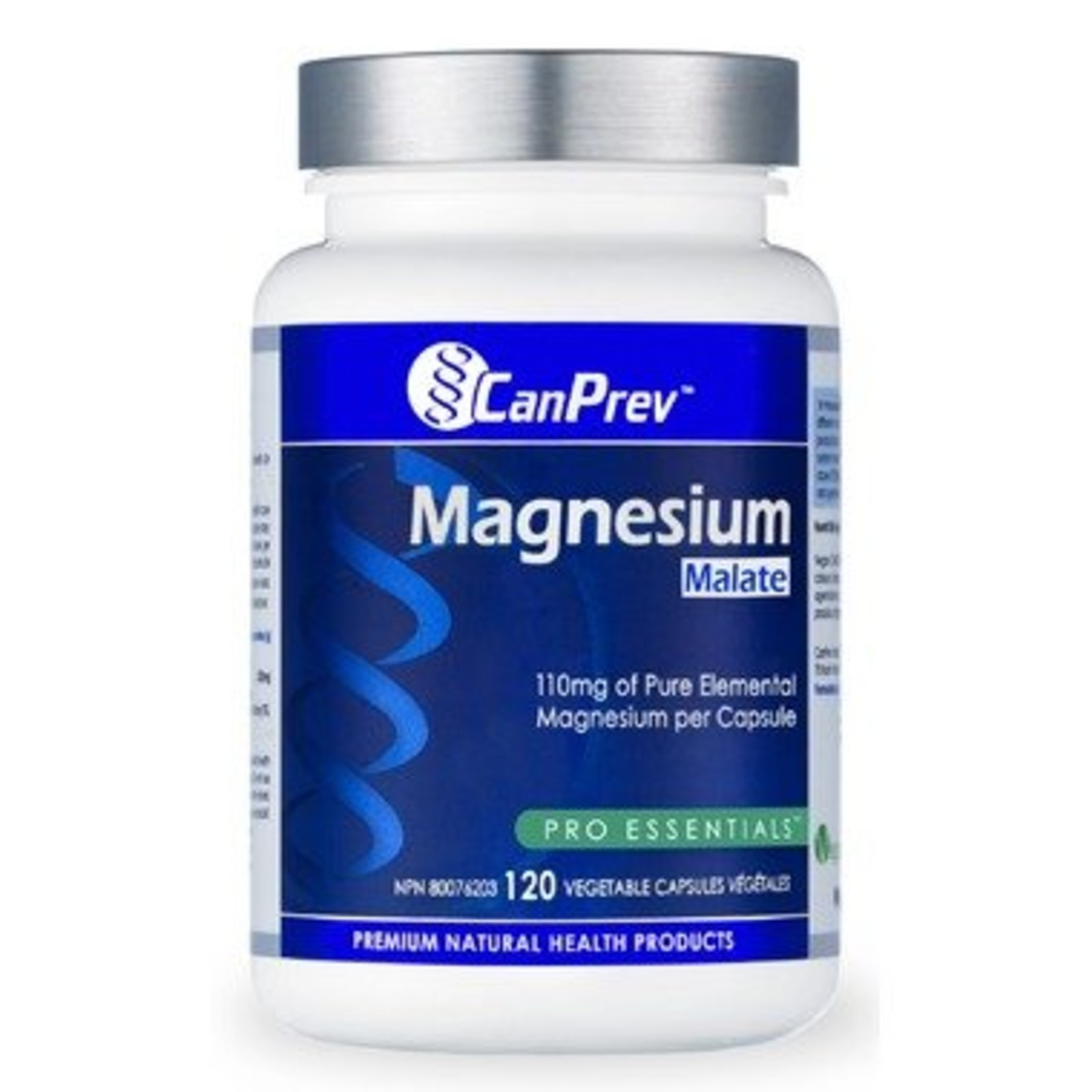 Can Prev Can Prev Magnesium Malate 110mg 120caps