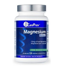 Can Prev Magnesium Malate 110mg 120caps