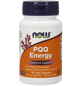 NOW PQQ Energy 30caps