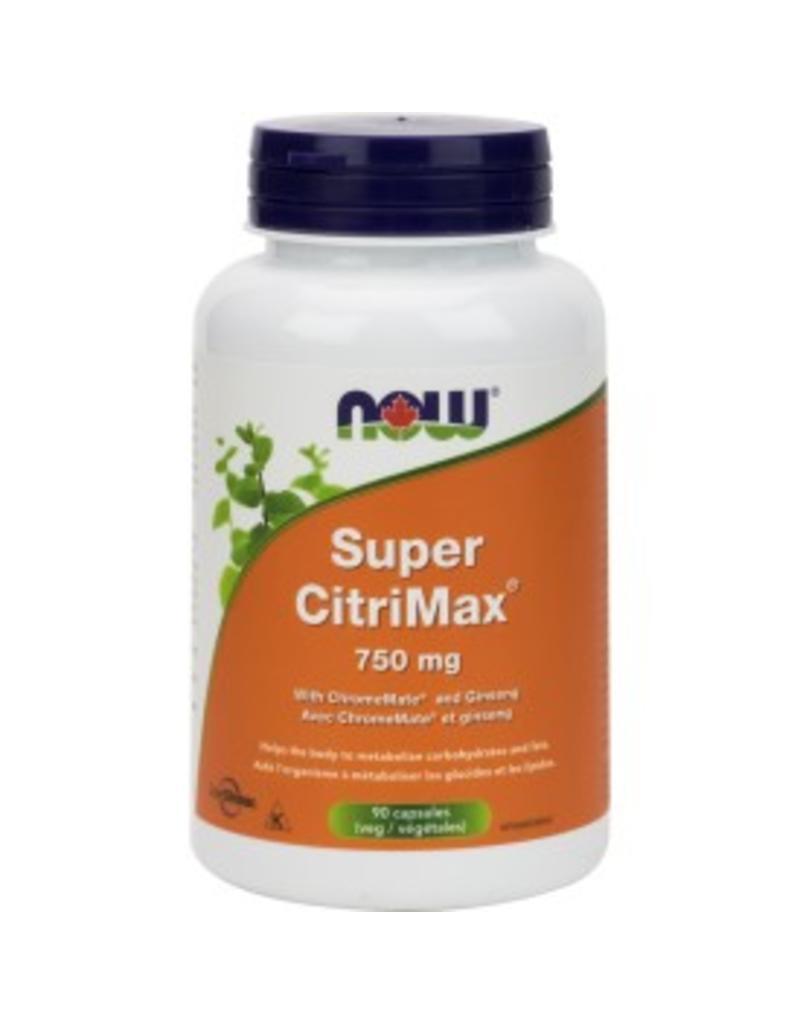 NOW NOW Super Citrimax 750mg 90caps