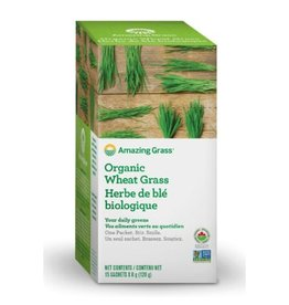 Amazing Grass Organic Wheat Grass Box of 15