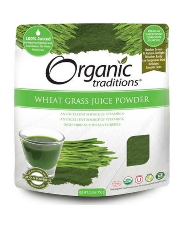 Wheat Grass Juice Powder Organic 150g
