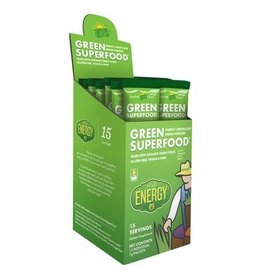 Amazing Grass Green Superfood Energy Lemon-Lime Box of 15