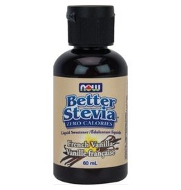 NOW NOW Better Stevia French Vanilla 60ml