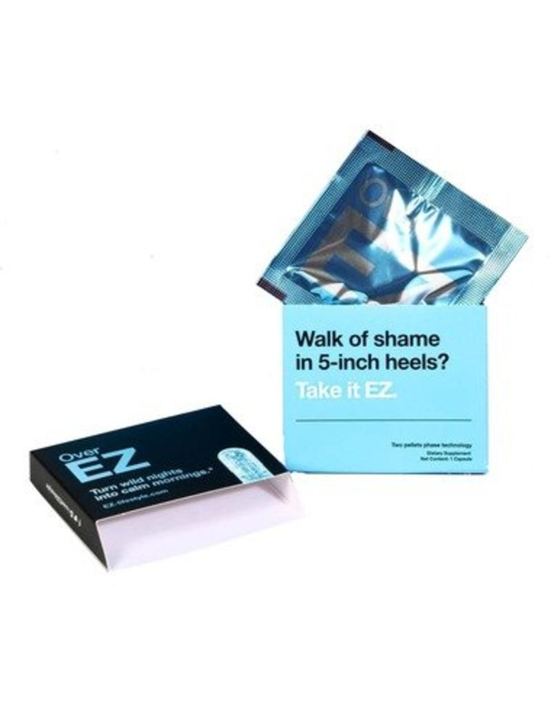 Over EZ Over EZ Natural Hangover Prevention single capsule