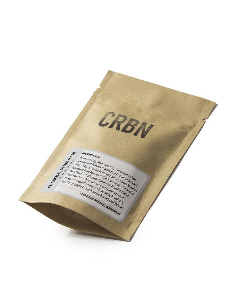 CRBN CRBN Charcoal Detox Mask - 50ml/10 masks
