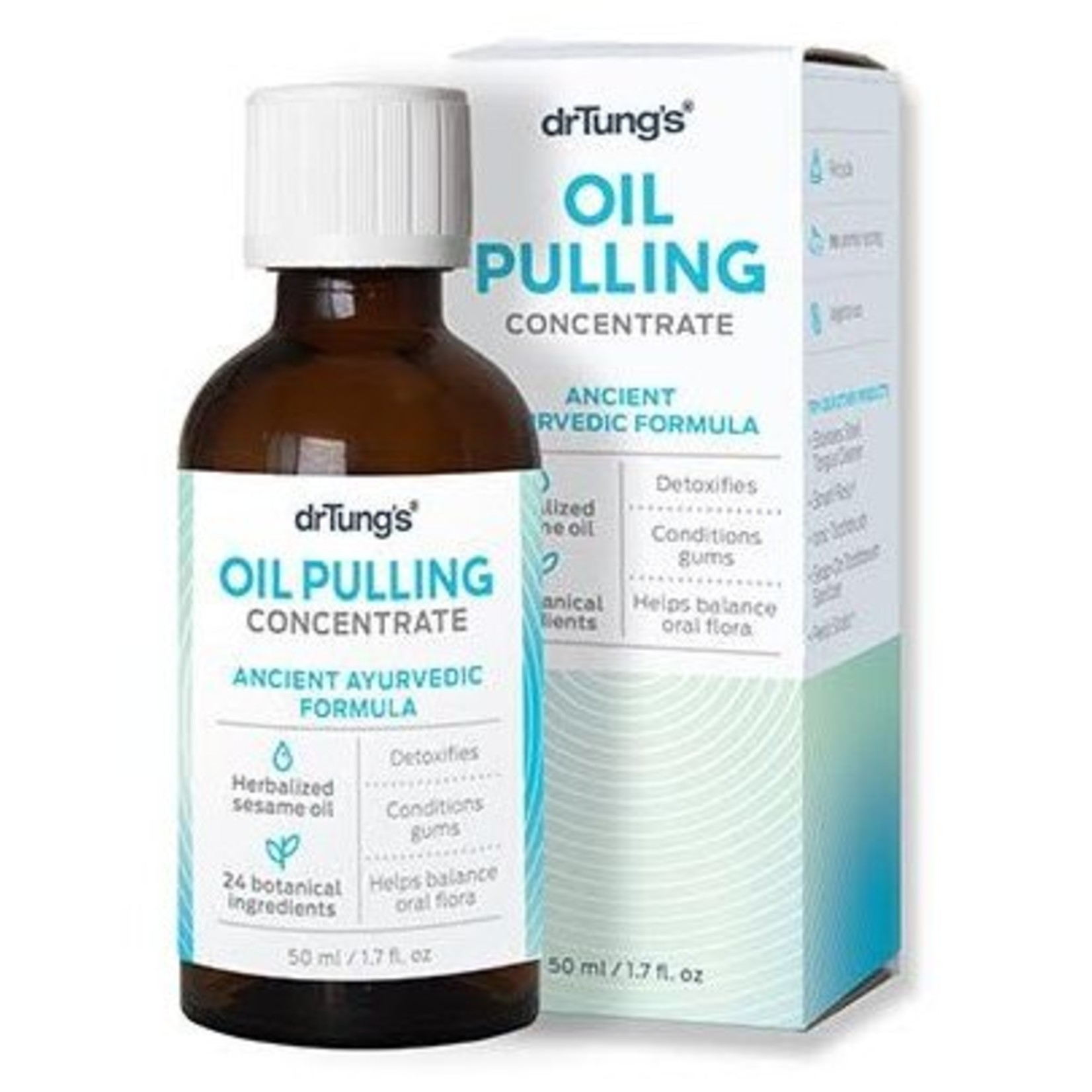 Dr Tungs Dr Tungs Oil Pulling Concentrate 50ml