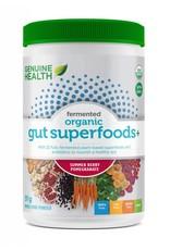 Genuine Health Fermented Gut Superfoods Summer Berry