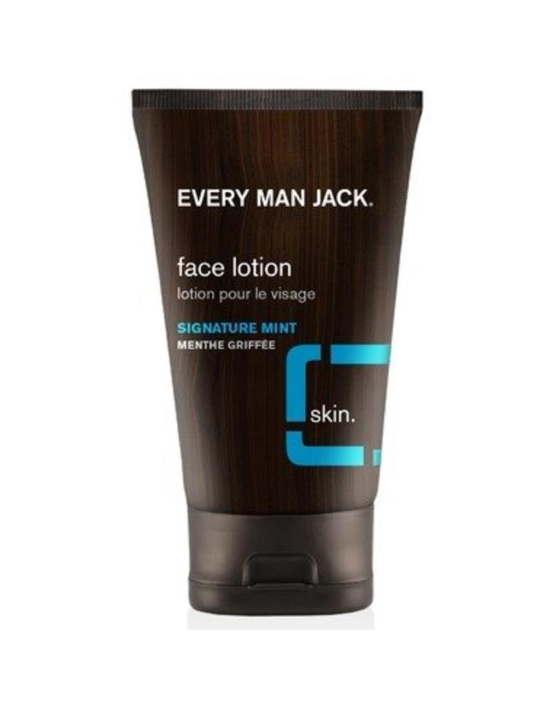Every Man Jack Every Man Jack Face Lotion Signature Mint 125ml