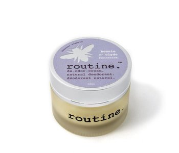 Natural Deodorant Bonnie and Clyde 58g