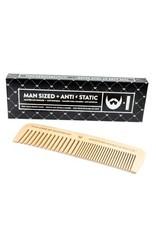 Always Bearded Lifestyle Always Bearded Lifestyle  BEARDED-ANTI-STATIC MAPLE BEARD COMB